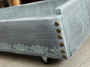 Ящик для рассады превращается.. | Ярмарка Мастеров - ручная работа, handmade