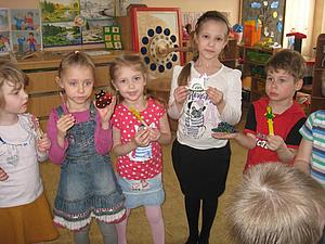 Мастер-класс для малышей | Ярмарка Мастеров - ручная работа, handmade