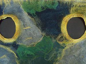 Палантин-трансформер из кардочеса (Заключительная серия:))   Ярмарка Мастеров - ручная работа, handmade