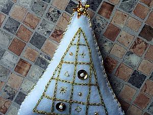 Новогодние сувениры) Вышиваем с Верой Буровой. | Ярмарка Мастеров - ручная работа, handmade