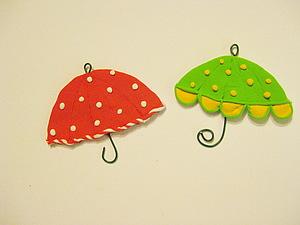 Зонтики для декора, handmade