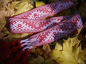 Пояса в славянской традиции, их виды, назначение, использование   Ярмарка Мастеров - ручная работа, handmade