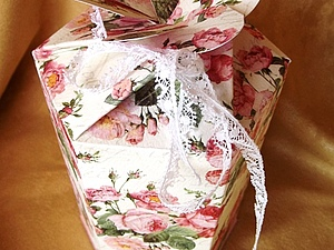 Quick and easy! Spring flower box