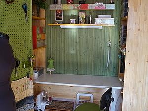 Моя мастерская или домик, в котором я творю... | Ярмарка Мастеров - ручная работа, handmade