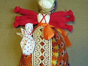 Традиционная кукла Десятиручка и Филипповка   Ярмарка Мастеров - ручная работа, handmade