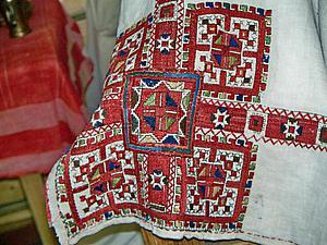 Чувашская вышивка: одежда и предметы обихода. Музейные экспонаты. Ярмарка Мастеров - ручная работа, handmade.
