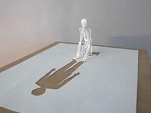 Бумажные шедевры от Питера Каллесена. | Ярмарка Мастеров - ручная работа, handmade