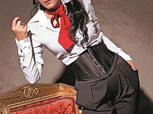 С чем  носить корсет | Ярмарка Мастеров - ручная работа, handmade