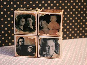 Новое предложение: кубики