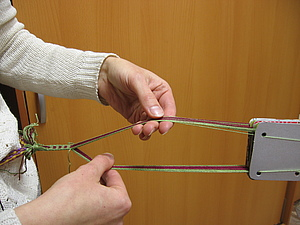 Ткачество на дощечках | Ярмарка Мастеров - ручная работа, handmade