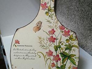 «Декупаж для Начинающих, урок №1: Работа с Салфетками   Ярмарка Мастеров - ручная работа, handmade