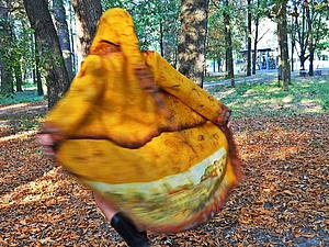 Пальто Прогулка в сказочном городе | Ярмарка Мастеров - ручная работа, handmade