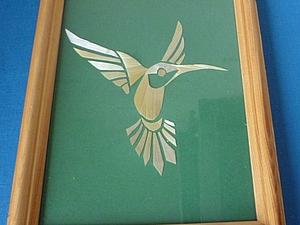 Золотистая птица счастья. Ярмарка Мастеров - ручная работа, handmade.