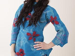 Валяем свитер !!! | Ярмарка Мастеров - ручная работа, handmade
