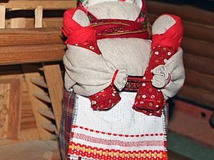 мастер-класс по народной кукле Кукла для дела ( Купцов). | Ярмарка Мастеров - ручная работа, handmade
