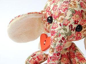 Как я приклеиваю глазки слоникам | Ярмарка Мастеров - ручная работа, handmade