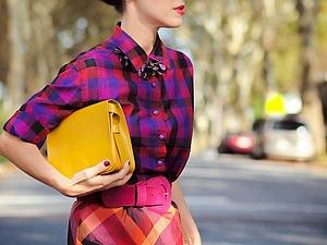 Сочетание разных принтов в одежде: 46 ярких и стильных вариантов. Ярмарка Мастеров - ручная работа, handmade.