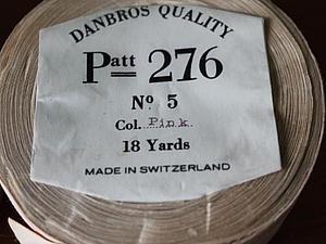 Винтаж 40 годов из Швейцарии. Редкие ленты из крепдешина! | Ярмарка Мастеров - ручная работа, handmade