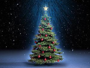 Волшебство новогодней ночи... | Ярмарка Мастеров - ручная работа, handmade