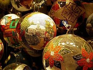 Немного из истории новогодних игрушек в России. Ярмарка Мастеров - ручная работа, handmade.