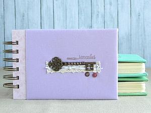 Новая коллекция: блокноты на пружинах | Ярмарка Мастеров - ручная работа, handmade