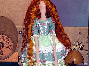 Кукла Тильда Германия   Ярмарка Мастеров - ручная работа, handmade
