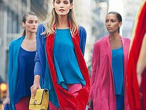 Палитры сочетаний цветов в одежде — шпаргалка для модниц | Ярмарка Мастеров - ручная работа, handmade