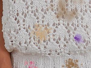 Как вывести пятна с вязаных изделий | Ярмарка Мастеров - ручная работа, handmade