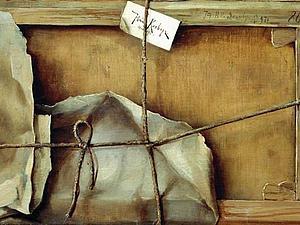 Уход за масляной живописью на холсте   Ярмарка Мастеров - ручная работа, handmade