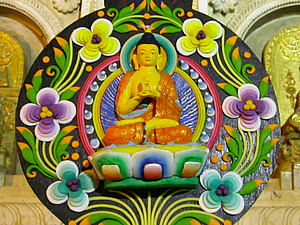Тибетские масляные скульптуры | Ярмарка Мастеров - ручная работа, handmade