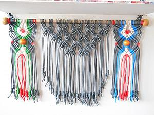 Волшебство узелков | Ярмарка Мастеров - ручная работа, handmade