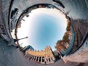 Сферическая перспектива. | Ярмарка Мастеров - ручная работа, handmade