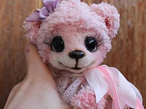 Вяжем медвежонка тедди! | Ярмарка Мастеров - ручная работа, handmade