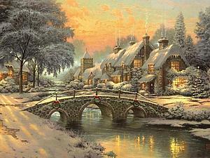 Рождественская история | Ярмарка Мастеров - ручная работа, handmade