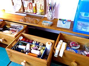 Реорганизация моего рабочего места. | Ярмарка Мастеров - ручная работа, handmade