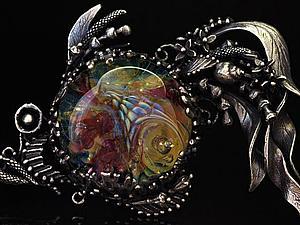 Рыбный день:) | Ярмарка Мастеров - ручная работа, handmade
