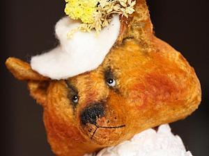 Конфетка-лисичка у Наташи Мураши | Ярмарка Мастеров - ручная работа, handmade