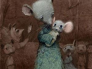 Иллюстрации Игоря Олейникова   Ярмарка Мастеров - ручная работа, handmade