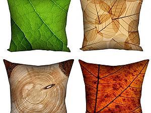 Оригинальные декоративные подушки