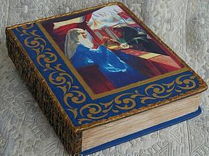 Книга-шкатулка - подарок для самых особенных случаев! Новинка нашей студии! | Ярмарка Мастеров - ручная работа, handmade