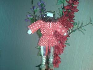 Идея на 8 марта - мужчины, подарите женщине куклу похожую на себя! | Ярмарка Мастеров - ручная работа, handmade