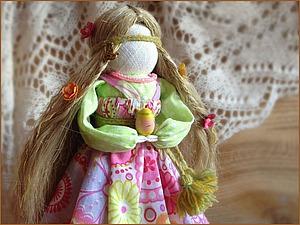 Мастер-класс по созданию куколки Радуницы. Ярмарка Мастеров - ручная работа, handmade.