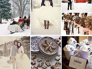 Акция по оформлению зимних свадеб | Ярмарка Мастеров - ручная работа, handmade