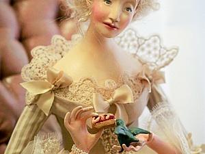 Авторская кукла в подарок!  Дарить или не дарить? | Ярмарка Мастеров - ручная работа, handmade