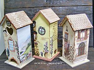 Чайный домик декор своими руками 91