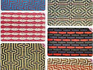 Многоцветные таковые узоры | Ярмарка Мастеров - ручная работа, handmade