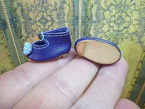 Как сделать маленькую обувь для кукол | Ярмарка Мастеров - ручная работа, handmade