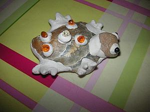 Творим с детьми: черепашка. Ярмарка Мастеров - ручная работа, handmade.