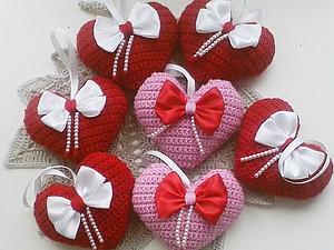 влюбленные сердца) | Ярмарка Мастеров - ручная работа, handmade