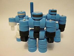 Ёлочные игрушки из крышек. Ярмарка Мастеров - ручная работа, handmade.